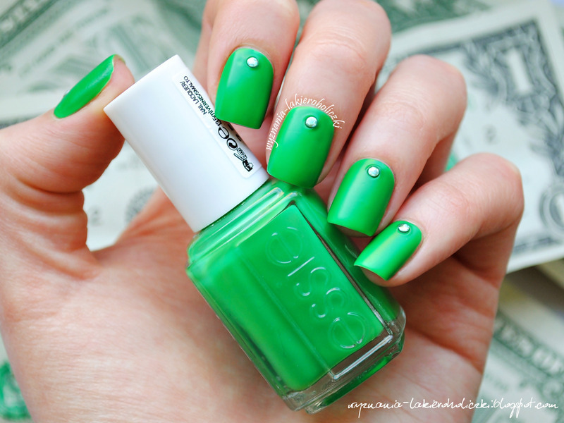 Essie Shake Your $$ Makers Swatch by Olaa