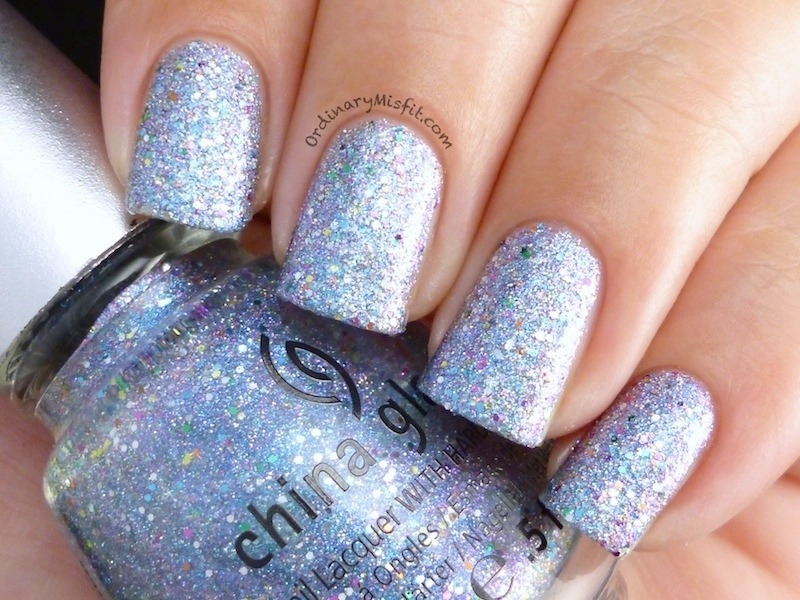 China Glaze Liquid Crystal Swatch by Michelle
