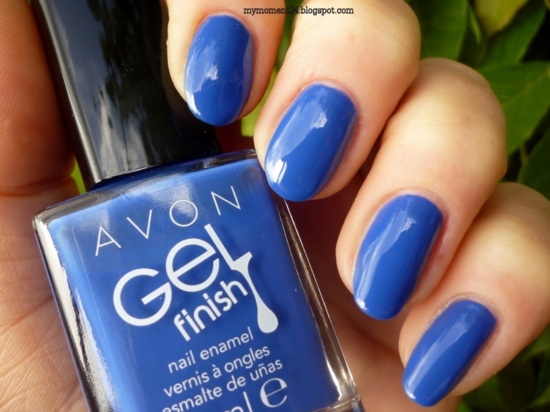 Avon Royal Vendetta Swatch by T. Andi