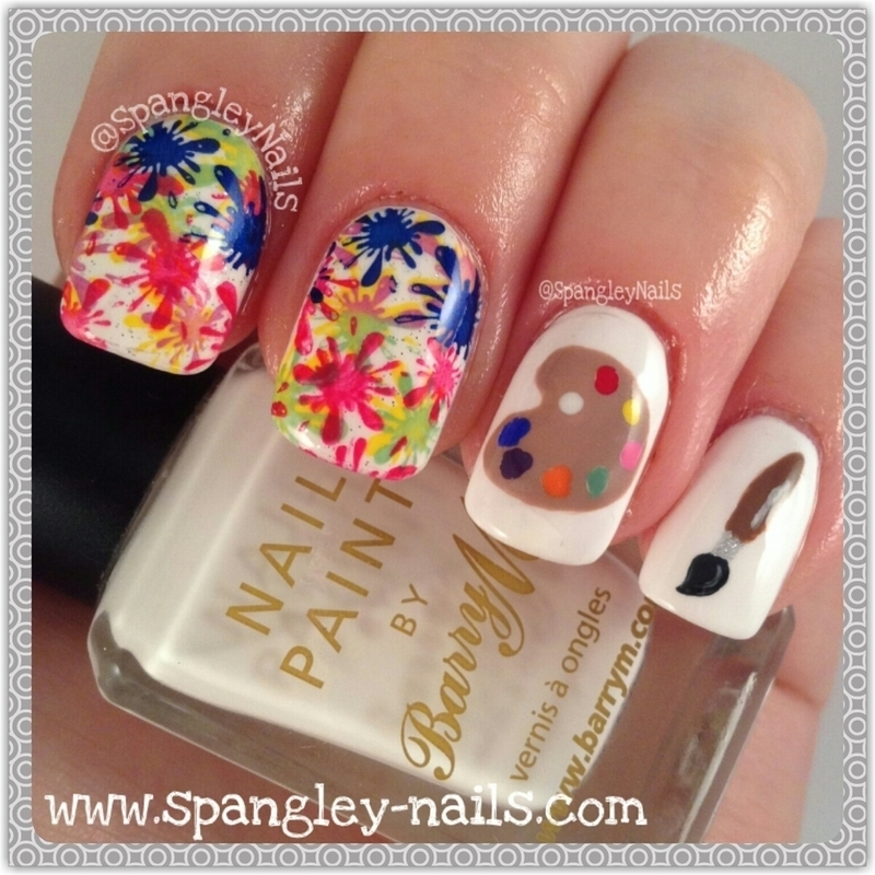Nail ART  nail art by Nicole Louise