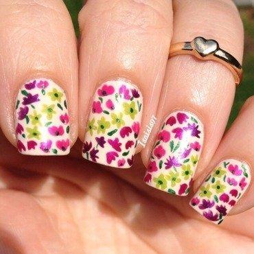 Liberty nails nail art by Isaisis97