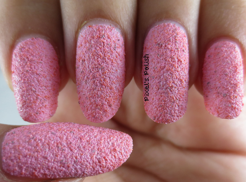 Nicole by OPI Rock The Look Swatch by Pixel's Polish
