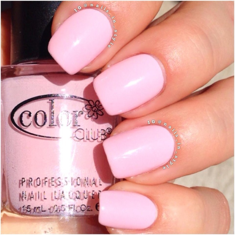 Color Club Vintage Couture Swatch by Nails_In_Style
