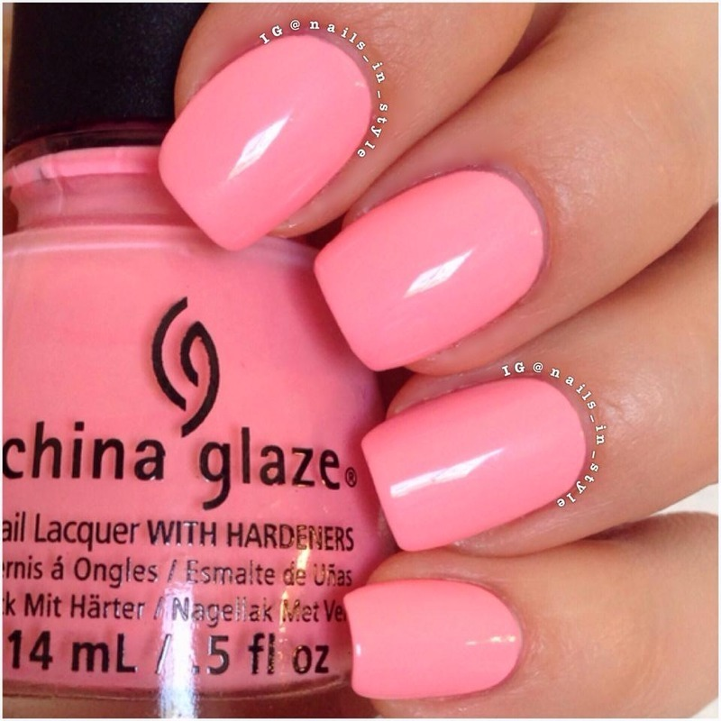 China Glaze Feel The Breeze Swatch by Nails_In_Style
