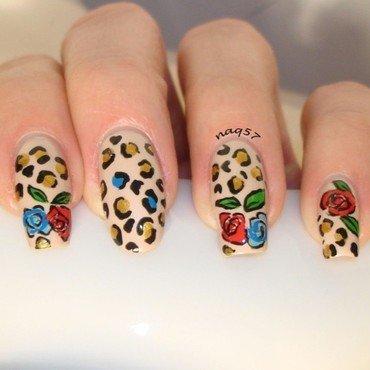 Wild Romance nail art by Nora (naq57)