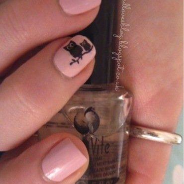Sassy Nailz Inspired nail art by Kimberley