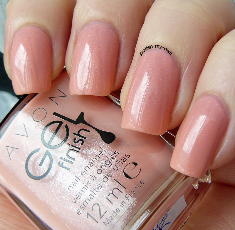 Avon Pink Nail Polish: Avon Dazzle Pink Swatch By Ewlyn