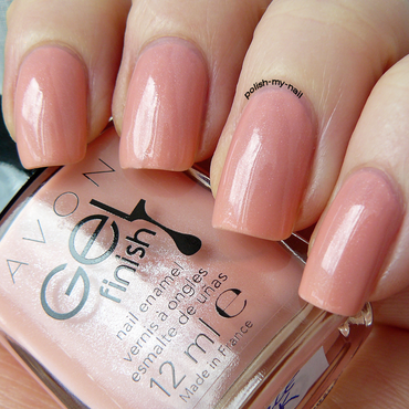 Avon gel finish dazzle pink  5 thumb370f