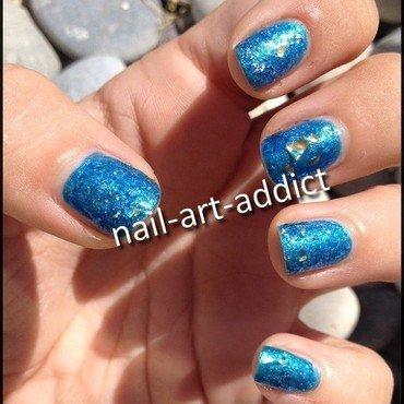 Nail art   kiko 475 yes love s5 thumb370f