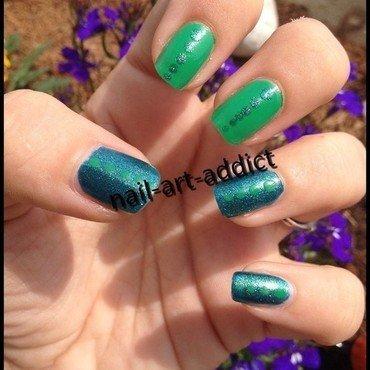 Nail art   petits pois 0 thumb370f