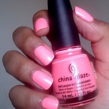 China Glaze Neon&on&on Swatch by Pinezoe