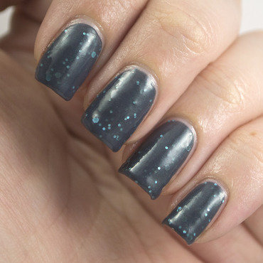 A Study In Polish Misty Mountains Swatch by Marisa  Cavanaugh