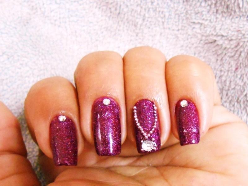 nackles nail art by Uma mathur