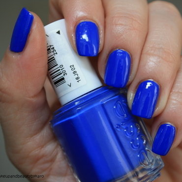 Essie Butler Please Swatch by Karo
