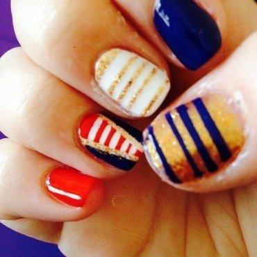 MDW nail art by Amanda