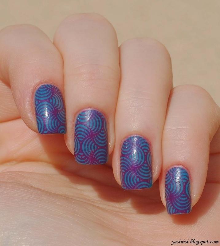 Spring 22 nail art by Yasinisi
