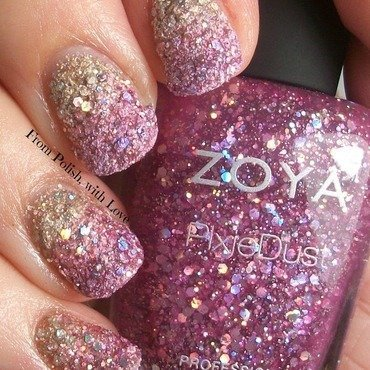Zoya summer magical pixie gradient thumb370f