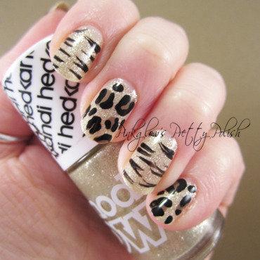 Bora bora animal print nail art.jpg thumb370f
