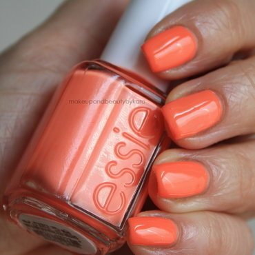 Essie Serial Shopper Swatch by Karo