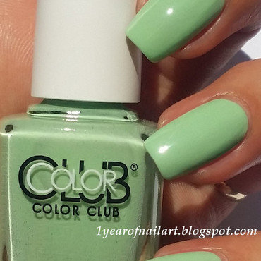 Swatch color club paris in love 1038 la petite mint sieur thumb370f