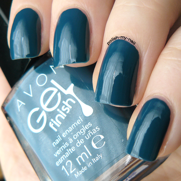 Avon gel finish marine blue thumb370f