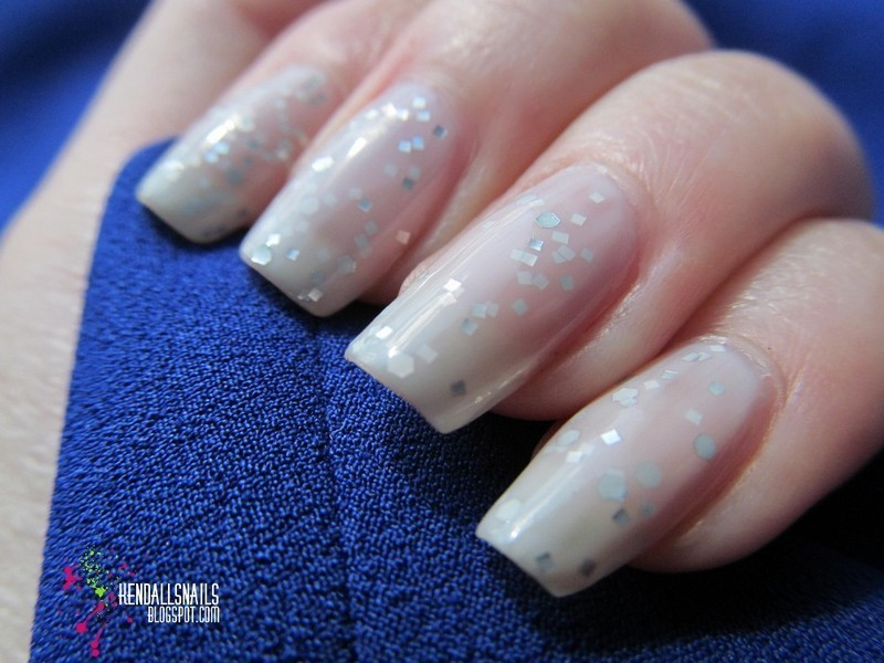 Orly Peaceful Opposition Swatch by Julia Friedel