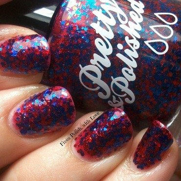Pretty   polished pretty   patriotic swatch thumb370f