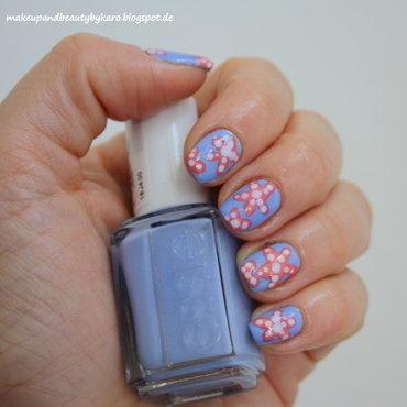 Starfish Nail Art nail art by Karo
