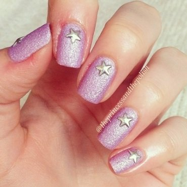 Violet swizzle and star studs thumb370f