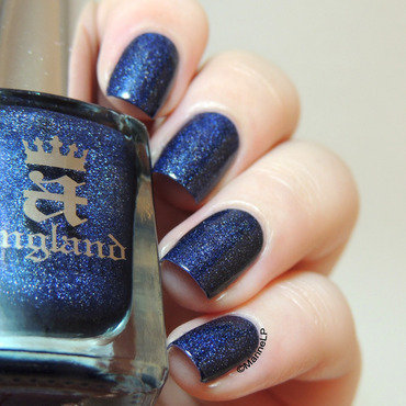 A England Tristam Swatch by Marine Loves Polish