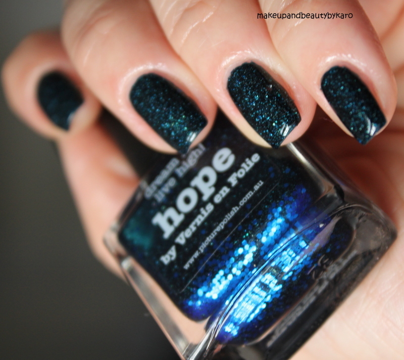 piCture pOlish hope Swatch by Karo