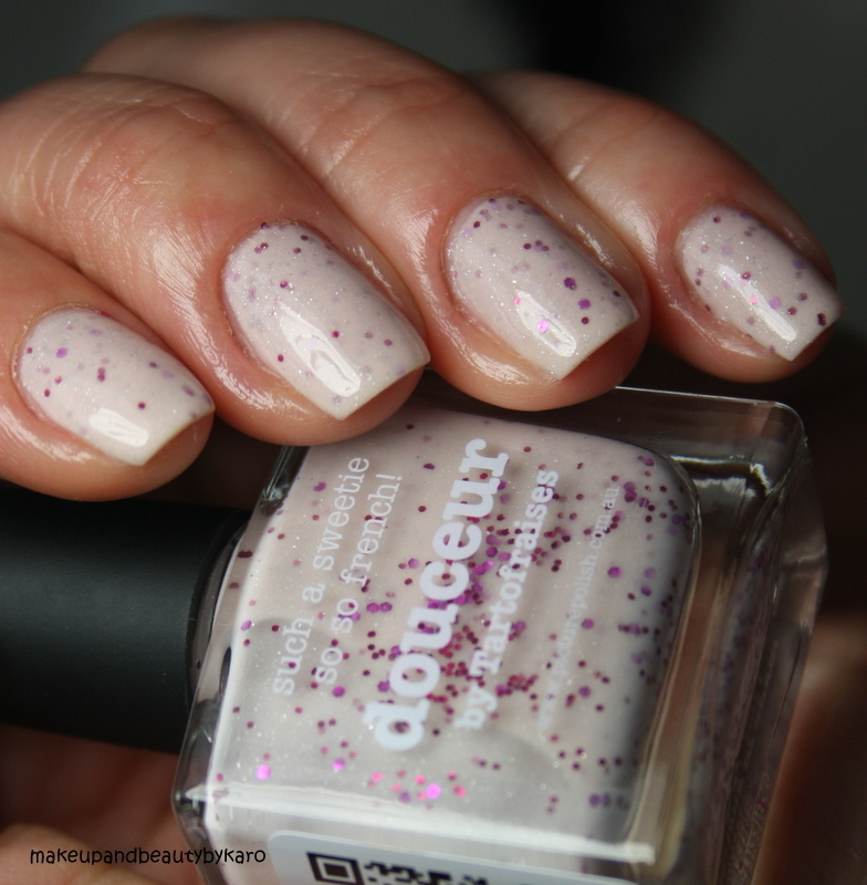 piCture pOlish Douceur Swatch by Karo