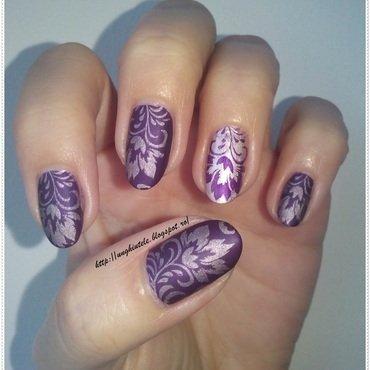 Elegance nail art by Oana  Alexandru