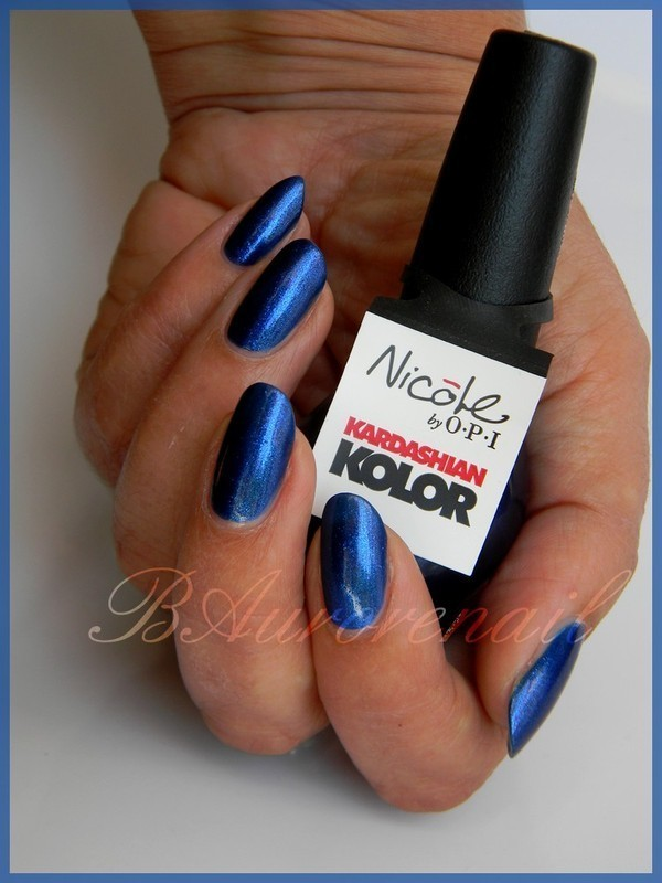 Nicole by OPI Listen To Your Manager Swatch by BAurorenail