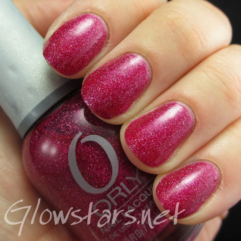 Orly Miss Conduct Swatch by Vic 'Glowstars' Pires