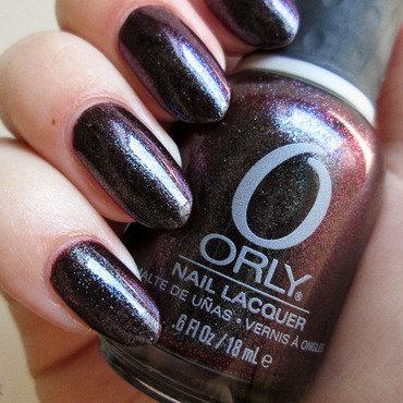 Orly Galaxy Girl Swatch by Yenotek