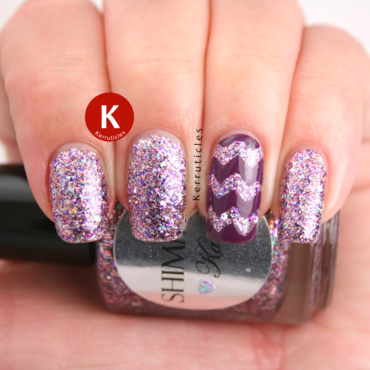 Shimmer karen purple zigzags ig thumb370f