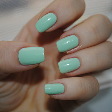 China Glaze Re-Fresh Mint Swatch by Ditta