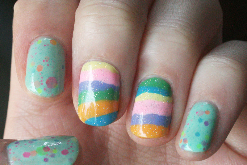 Oh The Places Youll Go Nail Art By Anya Qiu Nailpolis Museum Of