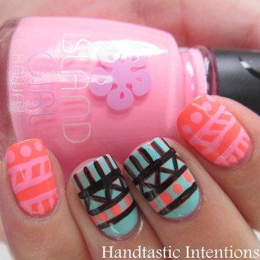 Nail art tribal 3 thumb370f