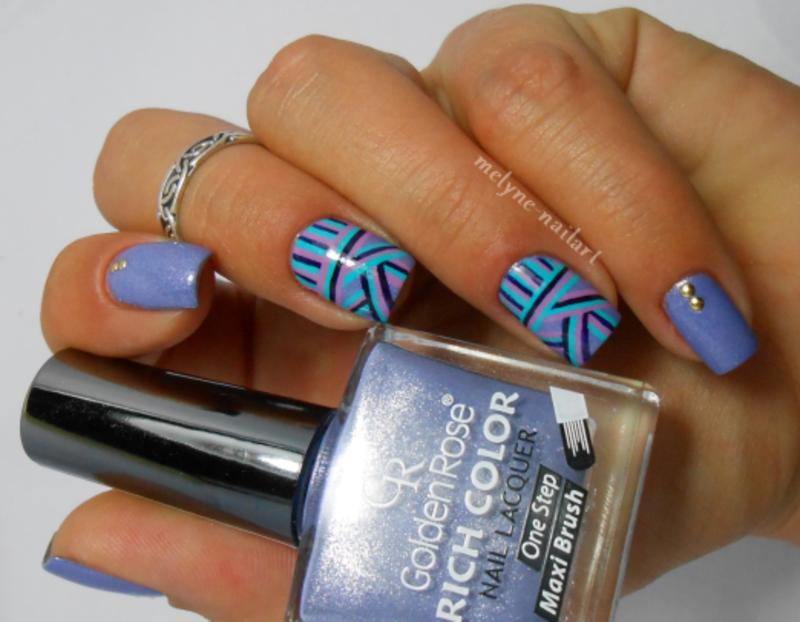 nail art tissage nail art by melyne nailart