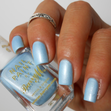Barry M Mist Swatch by melyne nailart