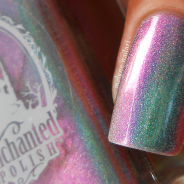 enchanted polish Kids Swatch by melyne nailart