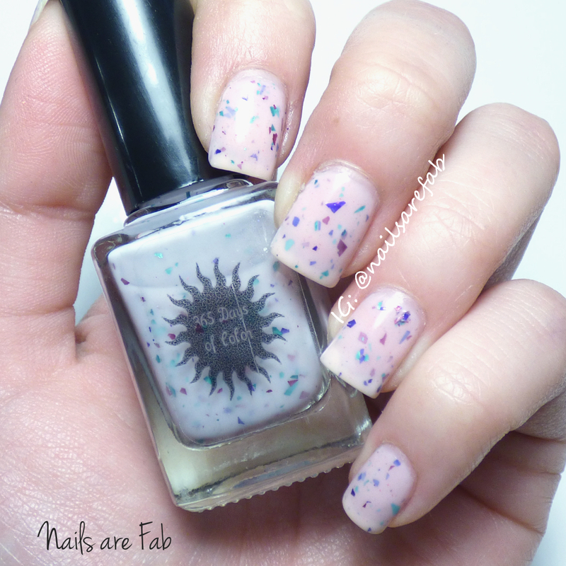 365 Days Of Color Crazy In Love Swatch By Leah Michalewicz