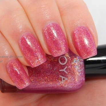 Zoya Binx Swatch by Lacquer or Leave Her! Michelle Chouinard