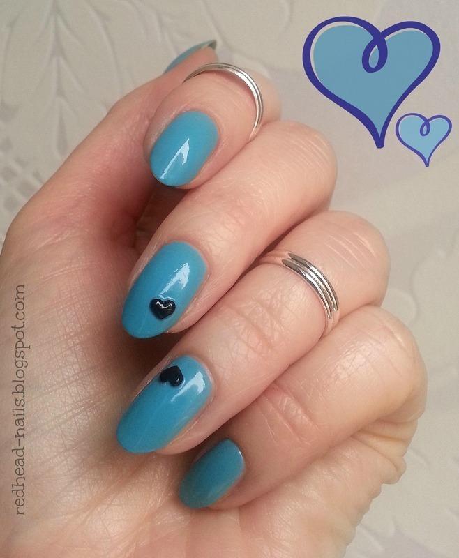 Colour Alike Daleko do Sopotu? Swatch by Redhead Nails