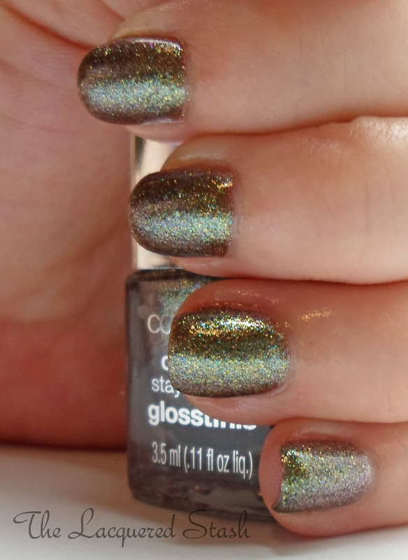 Covergirl Scalding Emerald Swatch by Emma N.