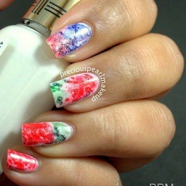 Salt watercolor nail art 1 001 thumb370f