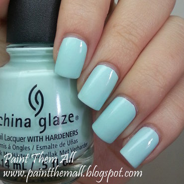 China Glaze At Vase Value Swatch by Yael S