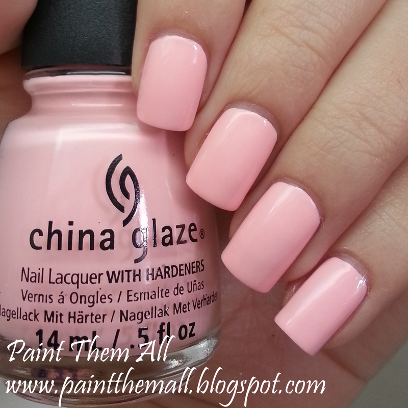 China Glaze Spring In My Step Swatch By Yael S Nailpolis Museum